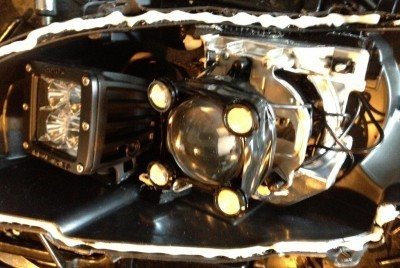 DIY Car Mods - Rigid Industries Dually LED High-Beams Are The Best 3