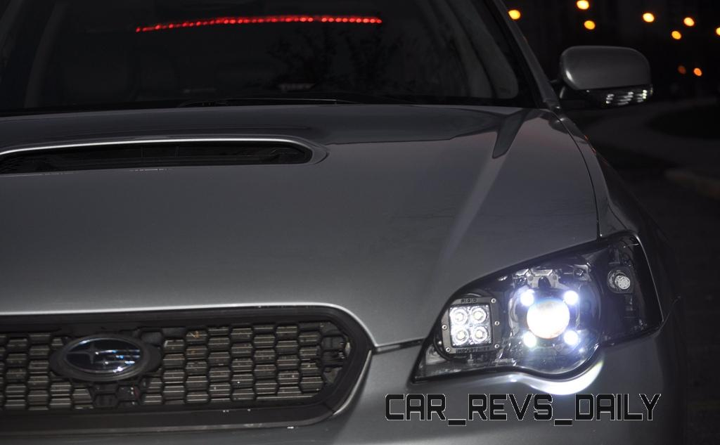 DIY Car Mods - Rigid Industries Dually LED High-Beams Are