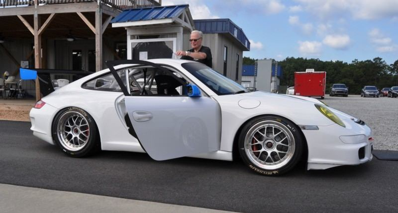 DIY Porsche 997 Supercup at Atlanta Motorsports Park is Track Boxer Knockout  11