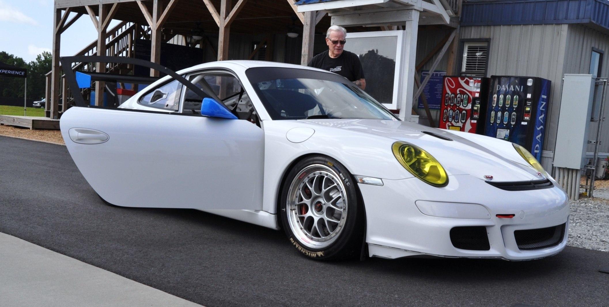 Diy Porsche 997 Supercup At Atlanta Motorsports Park Is