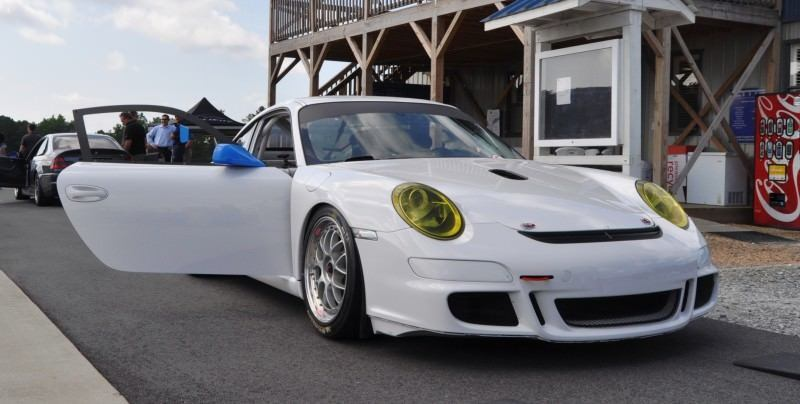 DIY Porsche 997 Supercup at Atlanta Motorsports Park is Track Boxer Knockout  18