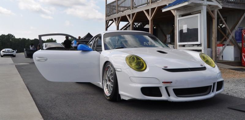 DIY Porsche 997 Supercup at Atlanta Motorsports Park is Track Boxer Knockout  19