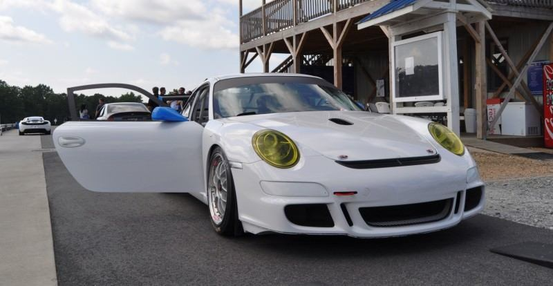 DIY Porsche 997 Supercup at Atlanta Motorsports Park is Track Boxer Knockout  20