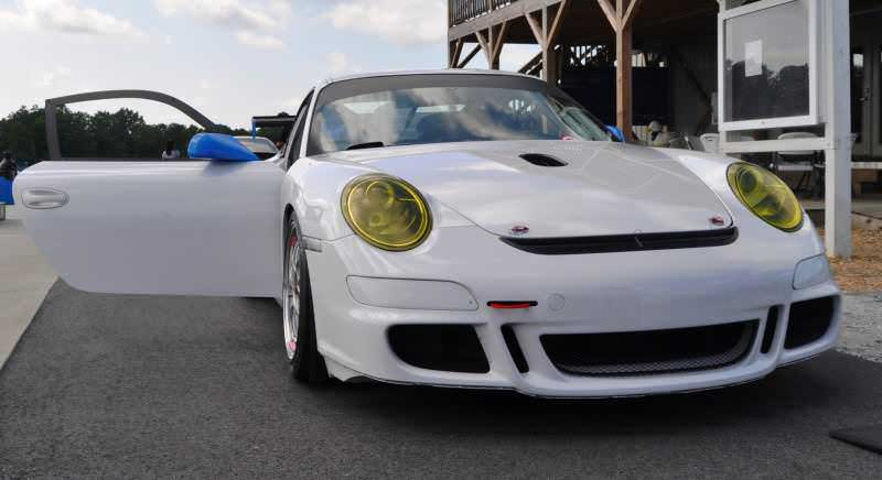 DIY Porsche 997 Supercup at Atlanta Motorsports Park is Track Boxer Knockout  21