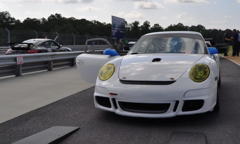 DIY Porsche 997 Supercup at Atlanta Motorsports Park is Track Boxer Knockout  22
