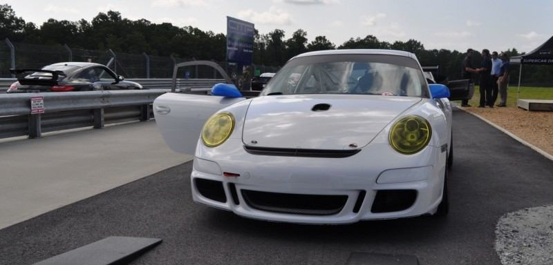 DIY Porsche 997 Supercup at Atlanta Motorsports Park is Track Boxer Knockout  23