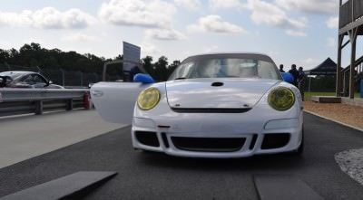 DIY Porsche 997 Supercup at Atlanta Motorsports Park is Track Boxer Knockout  24