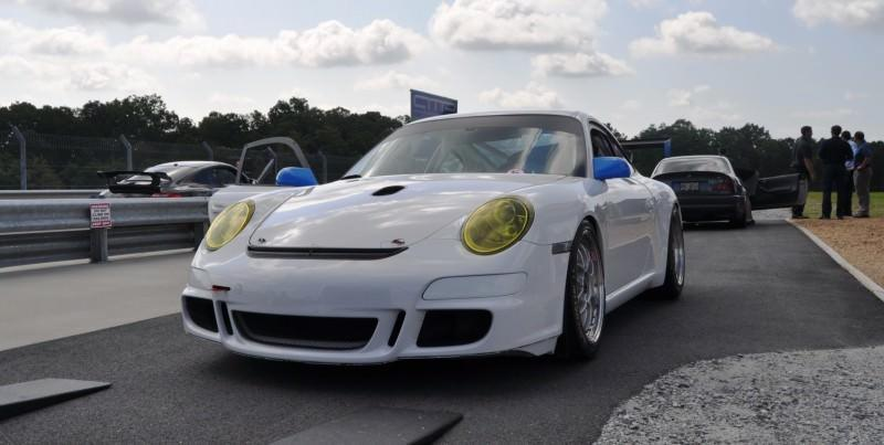 DIY Porsche 997 Supercup at Atlanta Motorsports Park is Track Boxer Knockout  25