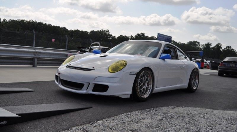 DIY Porsche 997 Supercup at Atlanta Motorsports Park is Track Boxer Knockout  28