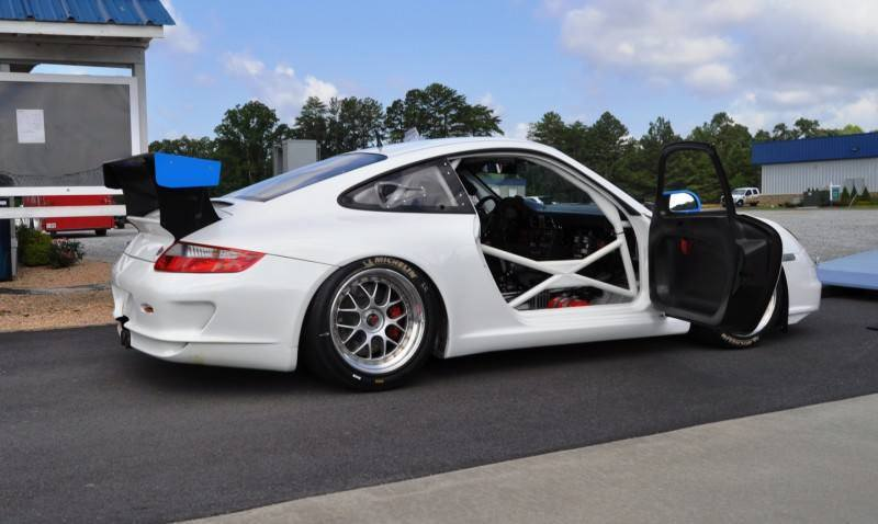 DIY Porsche 997 Supercup at Atlanta Motorsports Park is Track Boxer Knockout  3