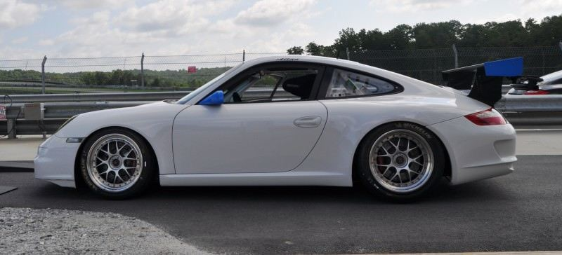 DIY Porsche 997 Supercup at Atlanta Motorsports Park is Track Boxer Knockout  34