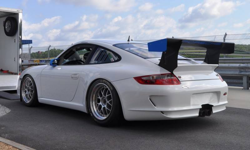 DIY Porsche 997 Supercup at Atlanta Motorsports Park is Track Boxer Knockout  35
