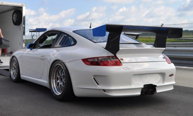 DIY Porsche 997 Supercup at Atlanta Motorsports Park is Track Boxer Knockout  37
