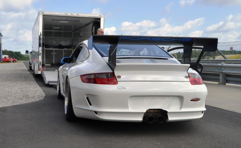 DIY Porsche 997 Supercup at Atlanta Motorsports Park is Track Boxer Knockout  40