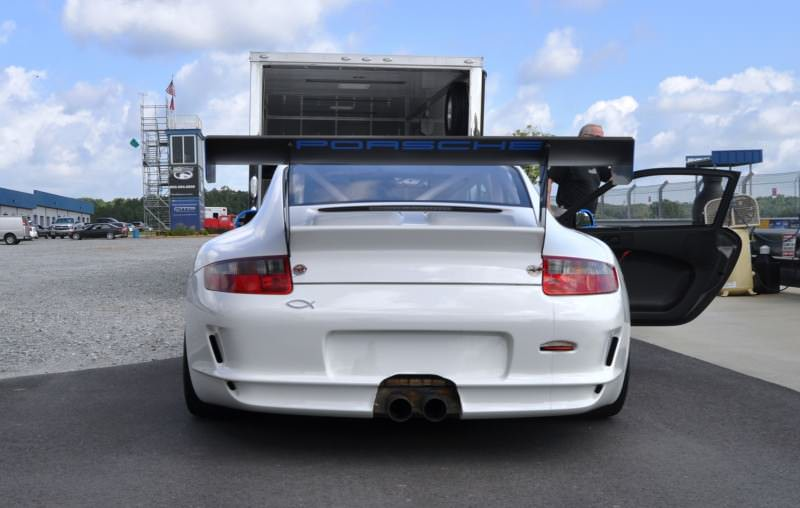 DIY Porsche 997 Supercup at Atlanta Motorsports Park is Track Boxer Knockout  41