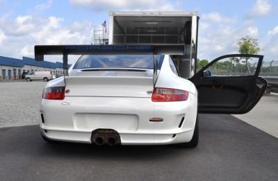 DIY Porsche 997 Supercup at Atlanta Motorsports Park is Track Boxer Knockout  42