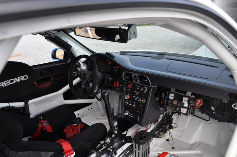 DIY Porsche 997 Supercup at Atlanta Motorsports Park is Track Boxer Knockout  46