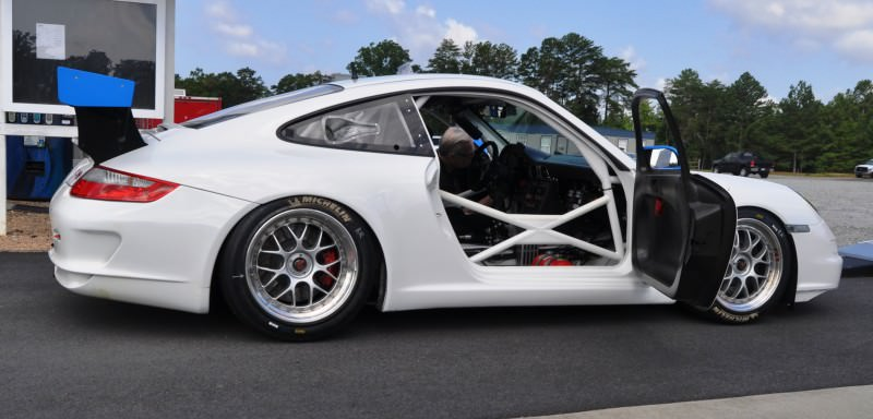 DIY Porsche 997 Supercup at Atlanta Motorsports Park is Track Boxer Knockout  5
