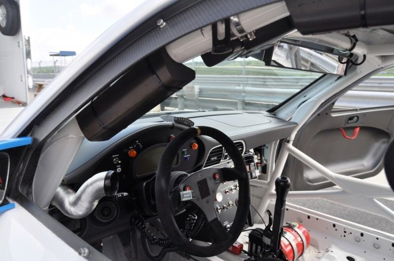 DIY Porsche 997 Supercup at Atlanta Motorsports Park is Track Boxer Knockout  52