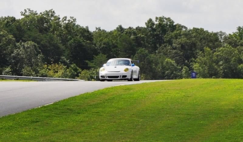 DIY Porsche 997 Supercup at Atlanta Motorsports Park is Track Boxer Knockout  54