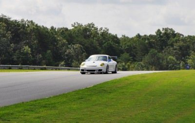 DIY Porsche 997 Supercup at Atlanta Motorsports Park is Track Boxer Knockout  55