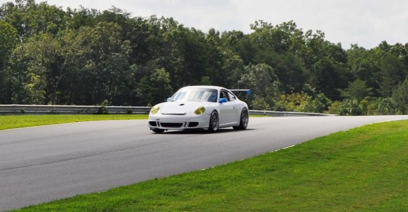DIY Porsche 997 Supercup at Atlanta Motorsports Park is Track Boxer Knockout  56
