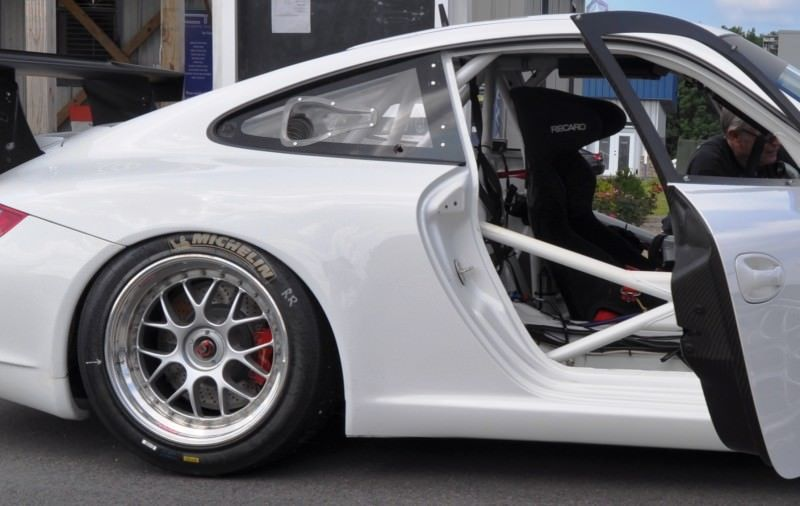 DIY Porsche 997 Supercup at Atlanta Motorsports Park is Track Boxer Knockout  9