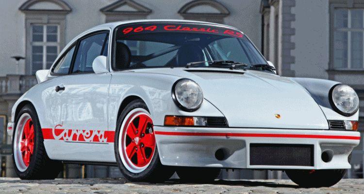 DP Motorsports Classic 964
