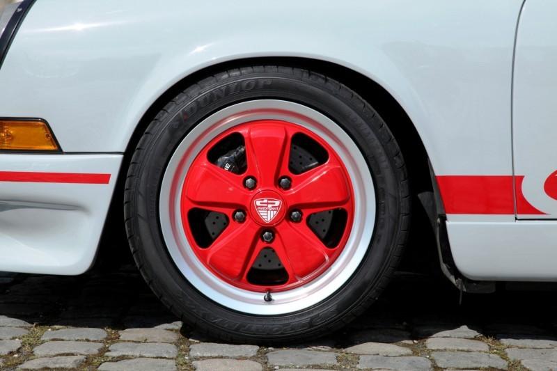DP Motorsports Porsche 964 Classic RS 12