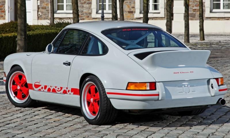DP Motorsports Porsche 964 Classic RS 2