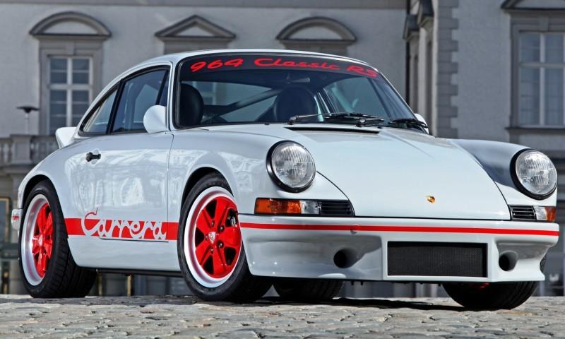 DP Motorsports Porsche 964 Classic RS 9