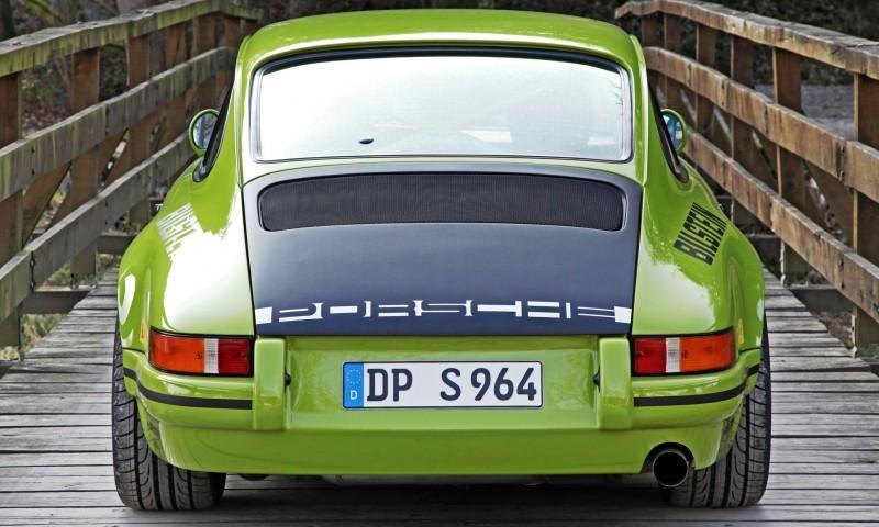 DP Motorsports Porsche 964 Classic S 16