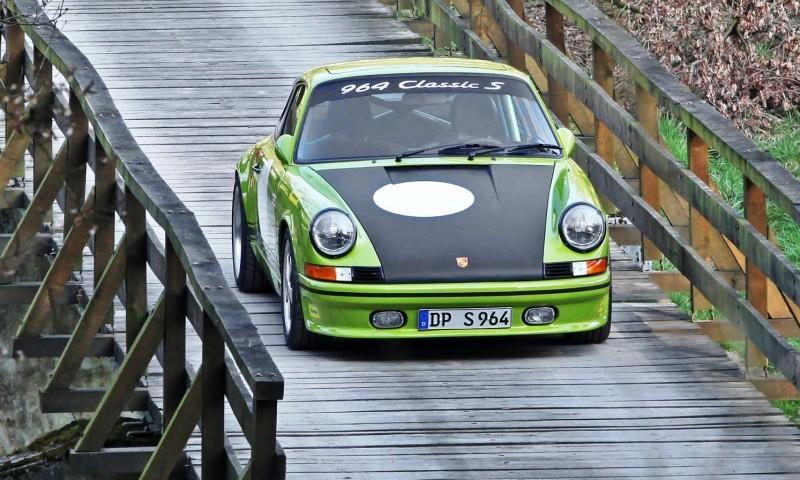 DP Motorsports Porsche 964 Classic S 17