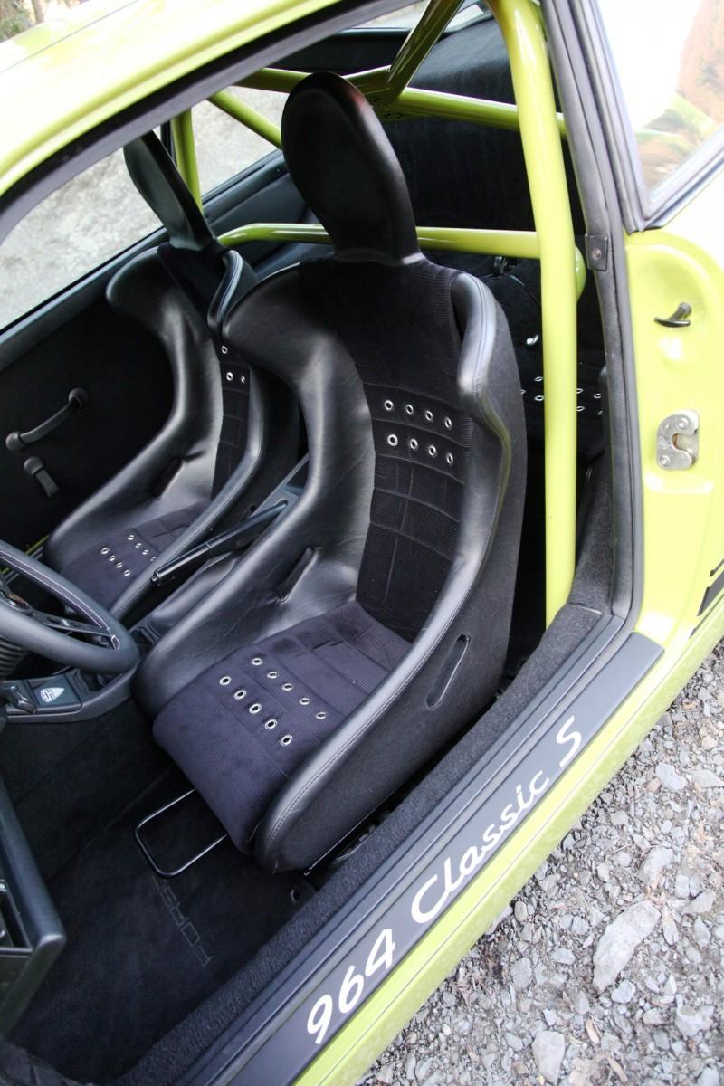 DP Motorsports Porsche 964 Classic S 6