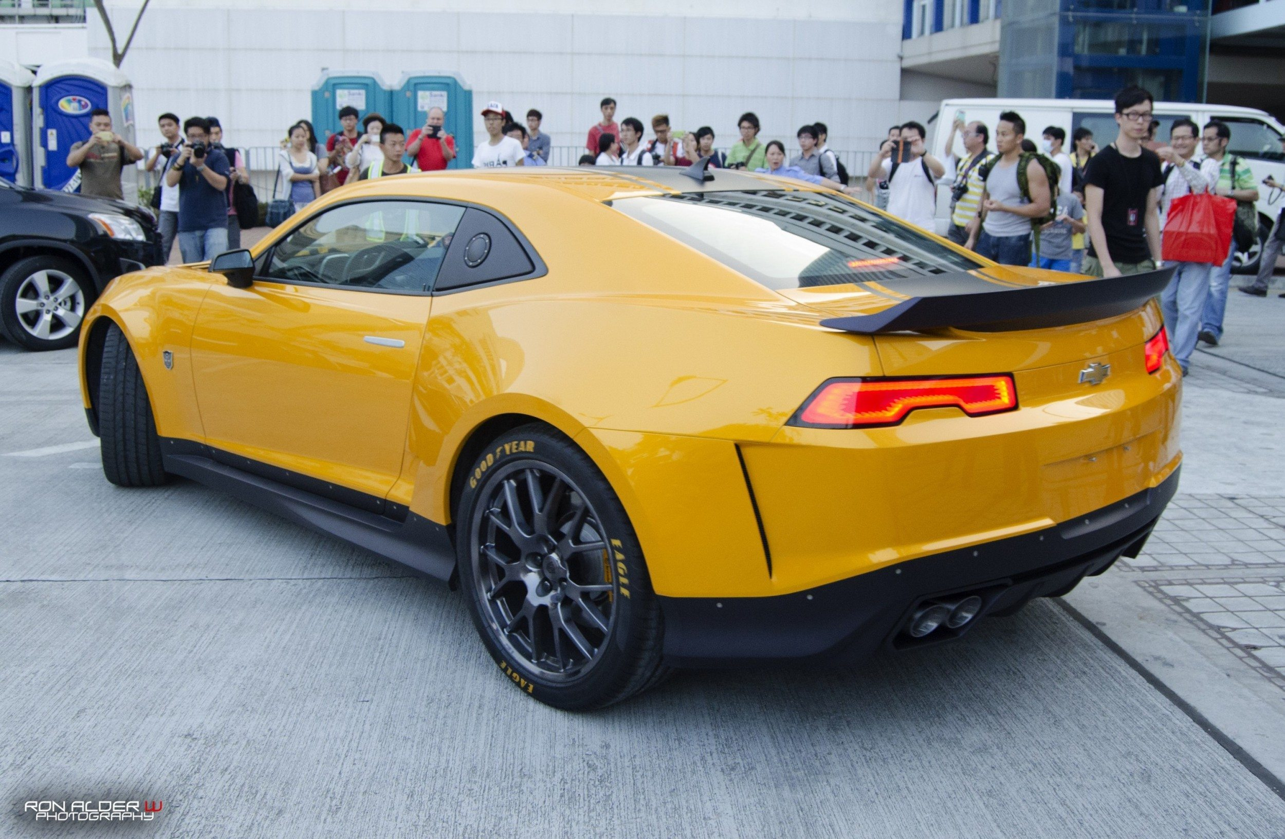Prediction Bumblebee Chevrolet Camaro Gone After Transformers4