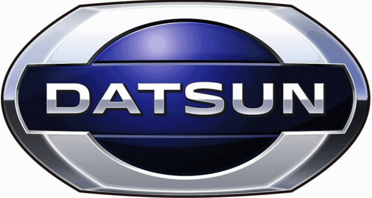 Datsun badge evolution gif1