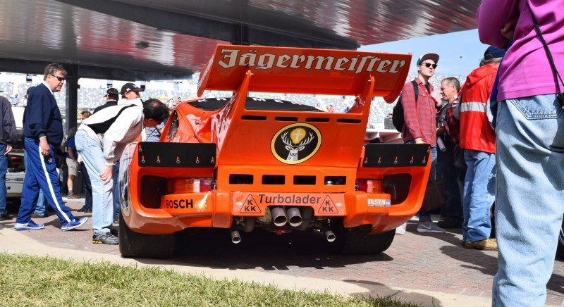 Daytona Icons - Jaegermeister 1979 Porsche 935 K3 Kremer 1