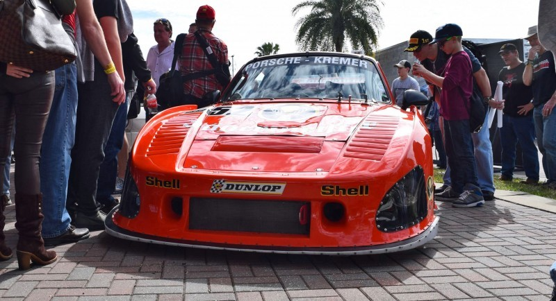 Daytona Icons - Jaegermeister 1979 Porsche 935 K3 Kremer 11