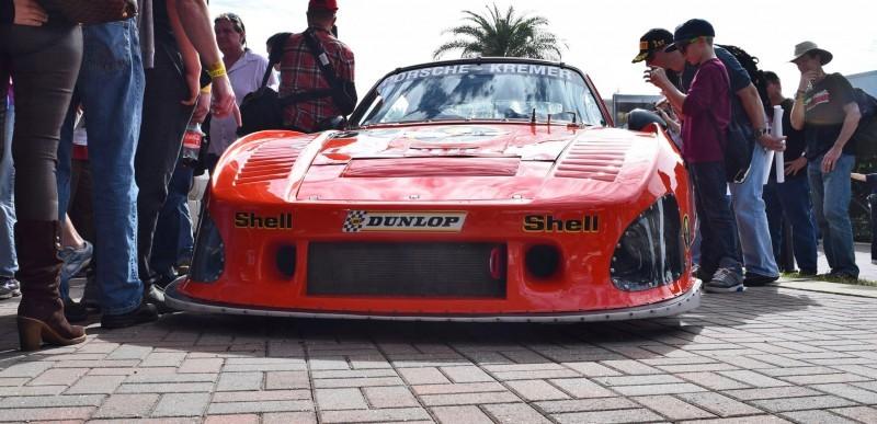Daytona Icons - Jaegermeister 1979 Porsche 935 K3 Kremer 13