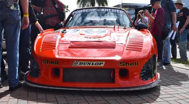 Daytona Icons - Jaegermeister 1979 Porsche 935 K3 Kremer 15