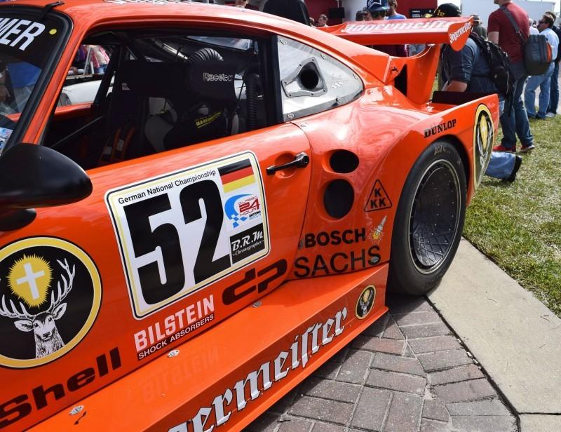 Daytona Icons - Jaegermeister 1979 Porsche 935 K3 Kremer 30