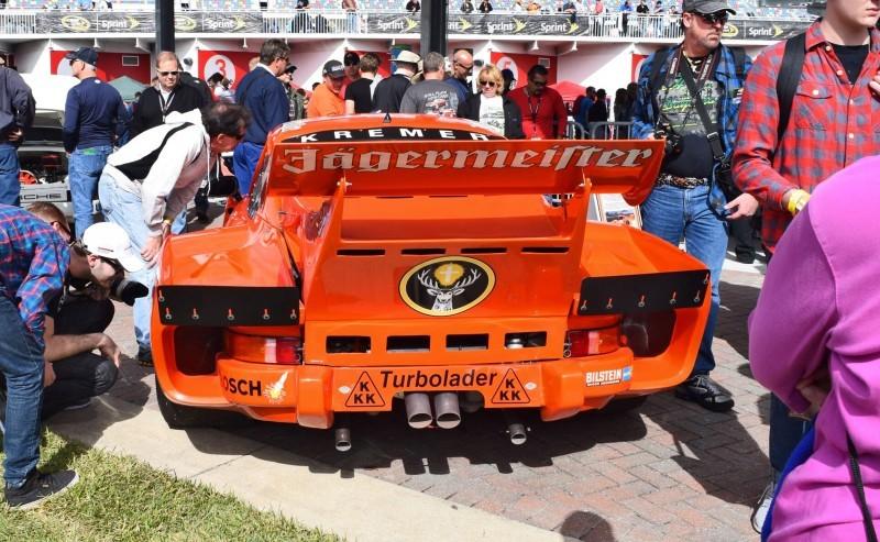 Daytona Icons - Jaegermeister 1979 Porsche 935 K3 Kremer 4