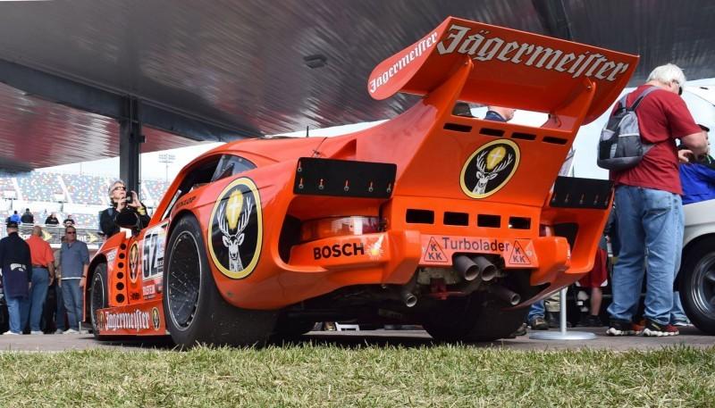 Daytona Icons - Jaegermeister 1979 Porsche 935 K3 Kremer  44