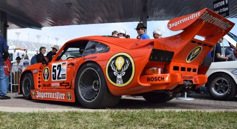 Daytona Icons - Jaegermeister 1979 Porsche 935 K3 Kremer  49