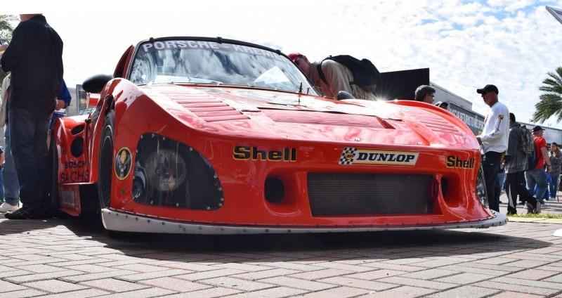 Daytona Icons - Jaegermeister 1979 Porsche 935 K3 Kremer 56