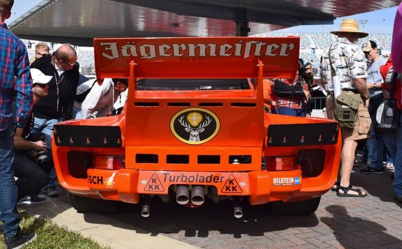 Daytona Icons - Jaegermeister 1979 Porsche 935 K3 Kremer 8
