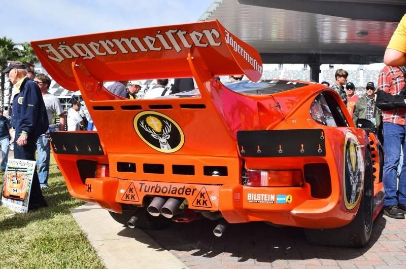 Daytona Icons - Jaegermeister 1979 Porsche 935 K3 Kremer  9