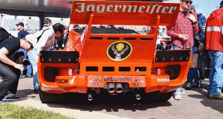 Daytona Icons - Jaegermeister 1979 Porsche 935 K3 Kremer