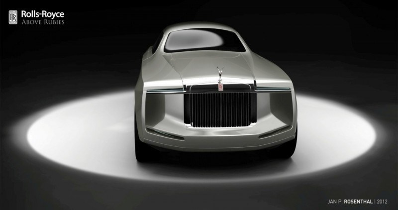 Design Talent Showcase - Jan Rosenthal's 2023 Rolls-Royce Concept Wins Official RCA Contest 11