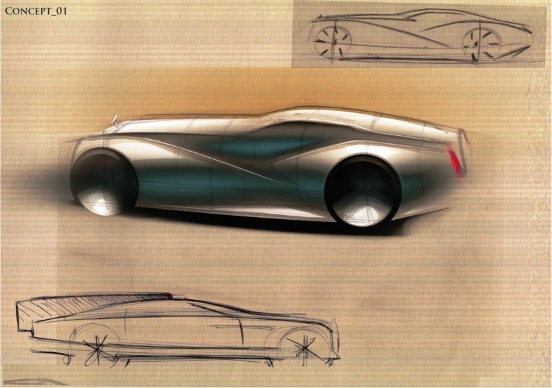 Design Talent Showcase - Jan Rosenthal's 2023 Rolls-Royce Concept Wins Official RCA Contest 14